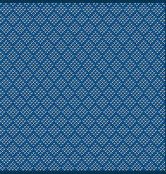 seamless knitted background vector image vector image