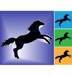 Dark horse 4 vector