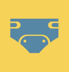 Diapers vector