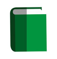 Text book library icon vector