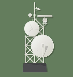 Media tower vector