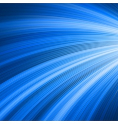 Abstract Blue rays background vector image