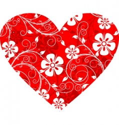 Valentines day background vector vector