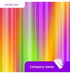 template design vector image