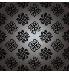 milted pattern vector image vector image