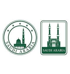 Saudi arabia vector