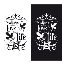 Quote for printing on posters t-shirts vector