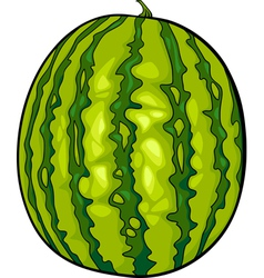 Watermelon fruit cartoon vector