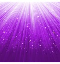 stars descending vector image