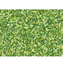 Green leaves texture EPS 10 vector image vector image