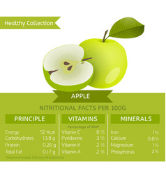 Healthy collection image vector