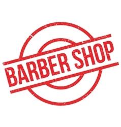 Barber shop stamp vector