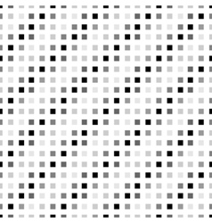 Abstract squares patterned texture vector