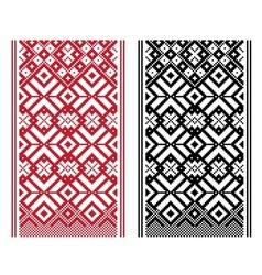 Geometrical pattern vector image