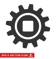 Cog eps icon vector
