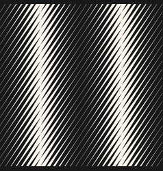 diagonal halftone stripes seamless pattern lines vector image