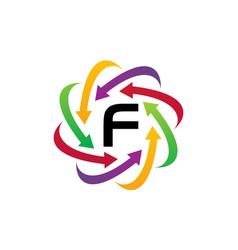 Online marketing business distribution f vector