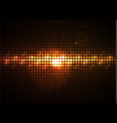 Abstrat lighting background vector