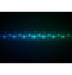 Abstrat lighting background vector image
