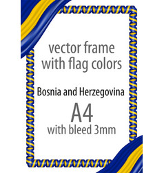 flag v14 czech republic vector image vector image