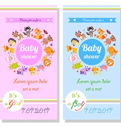 BabyShow vector image