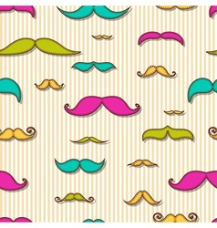 Retro supply hipster background vector