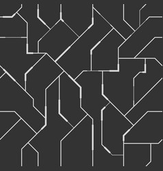 background in high tech style abstract vector image vector image