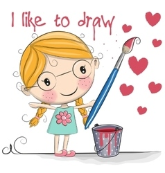Like to draw vector