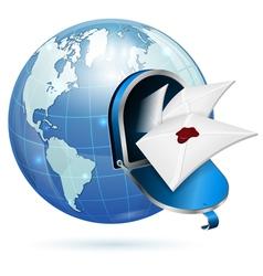 E-Mail Concept vector image