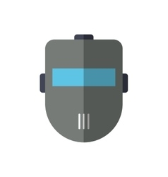Mask industrial security icon vector