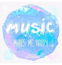 music Art vector image vector image