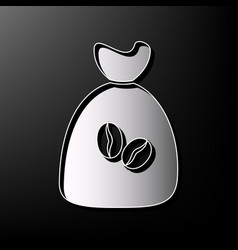 Coffee bag icon coffee bag coffee bag vector