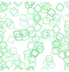 Repeating abstract square pattern background - vector