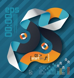 elements info graphics 06 vector image
