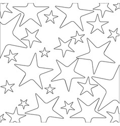 monochrome background with contour pattern of vector image