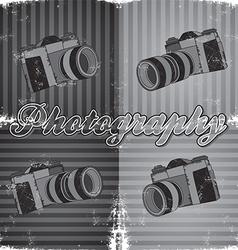 Photgraphy background vector