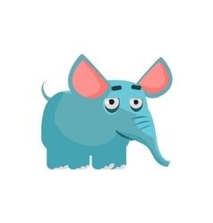 Elephant funny vector