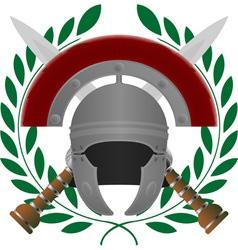 roman glory vector image vector image