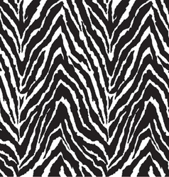 Zebra seamless background vector