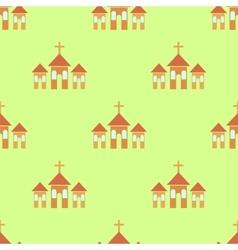 Religion icon seamless pattern vector