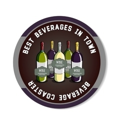 Beveragecoaster5 vector