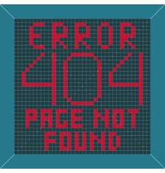 Error message background vector