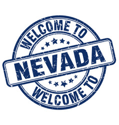 Welcome to nevada vector