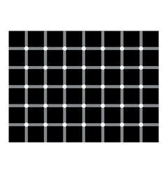 Hunt the black spot vector image vector image