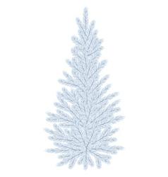 New year tree5 vector