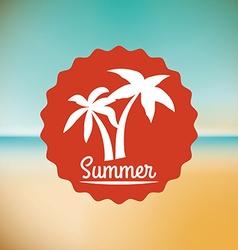 Summertime design vector
