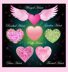 Valentine specials vector