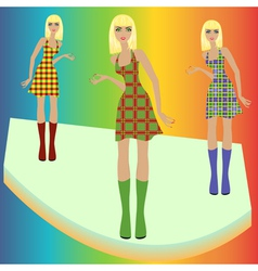 Fashion cells 4 vector