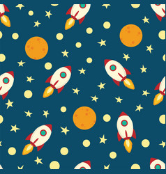 Pattern with spaceship vector
