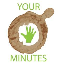 Your time vector image vector image